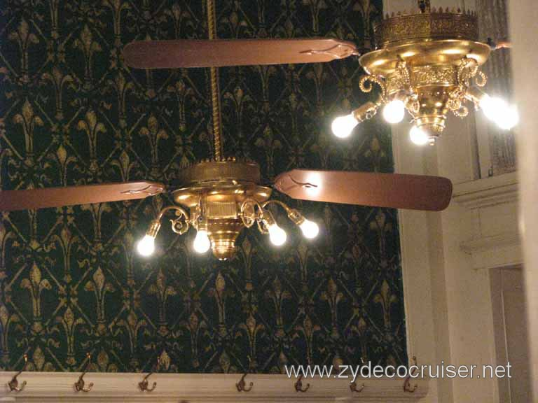 Galatories restaurant new orleans louisiana galatoires new orleans ceiling fan galatoires aloadofball Choice Image