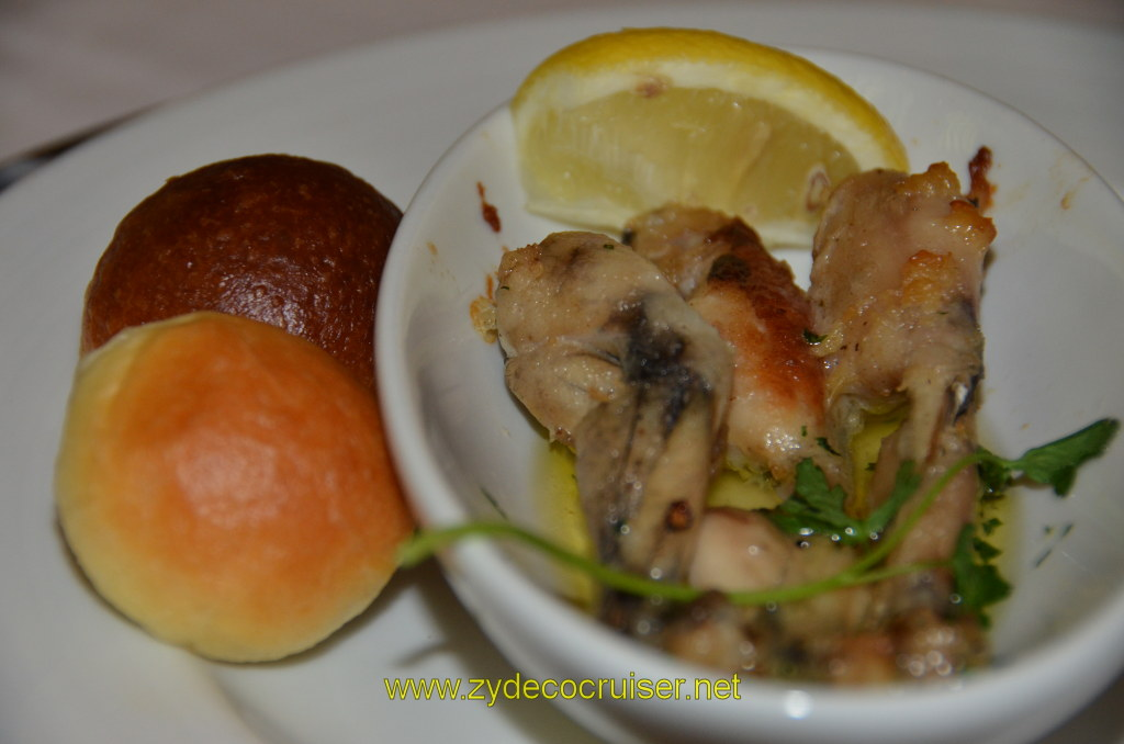 Frogs Legs with Proven�ale Herb Butter