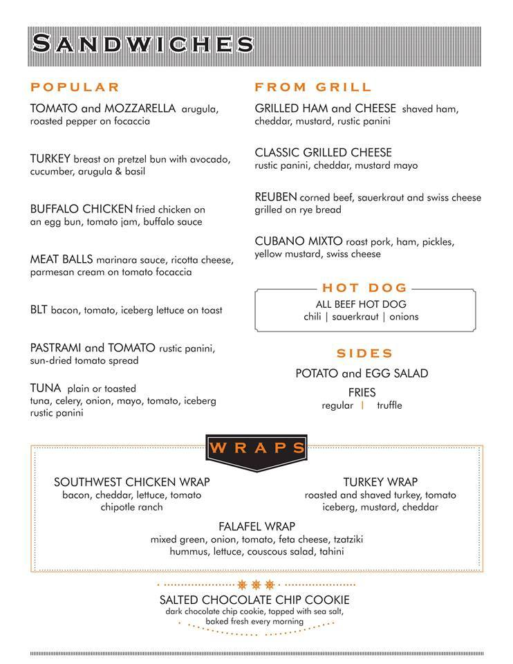 Carnival Cruise Line Menus - Food Pictures