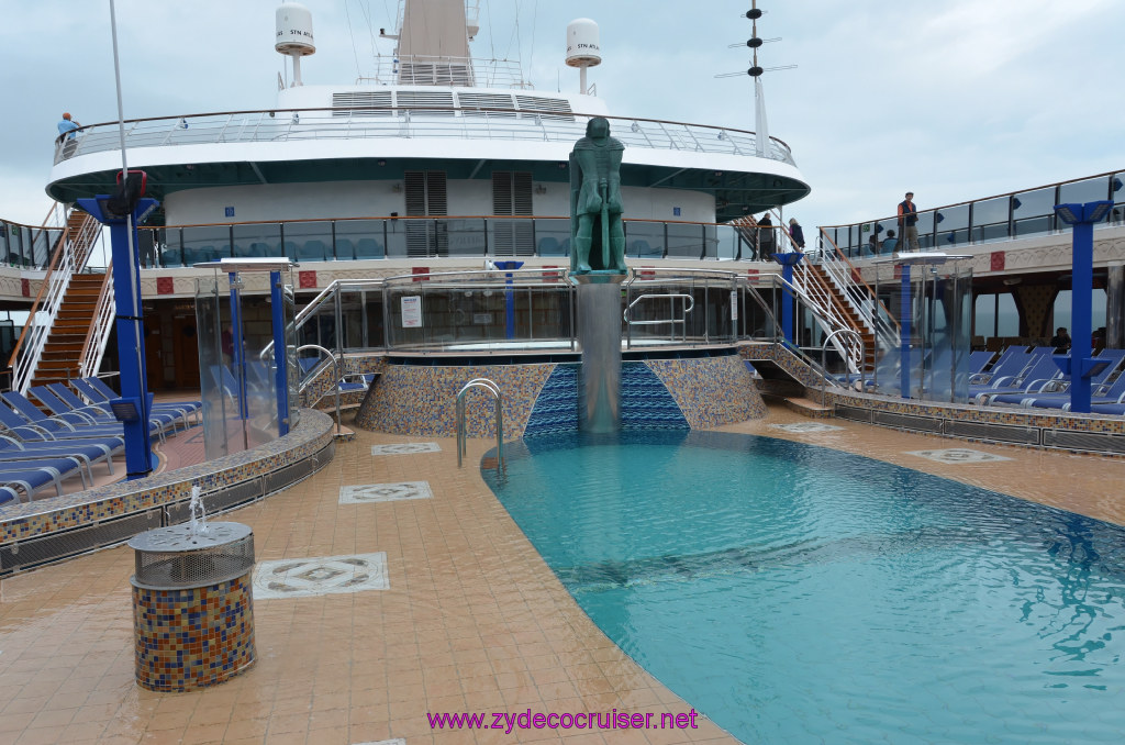 Zydecocruiser S Carnival Legend British Isles Cruise Sept