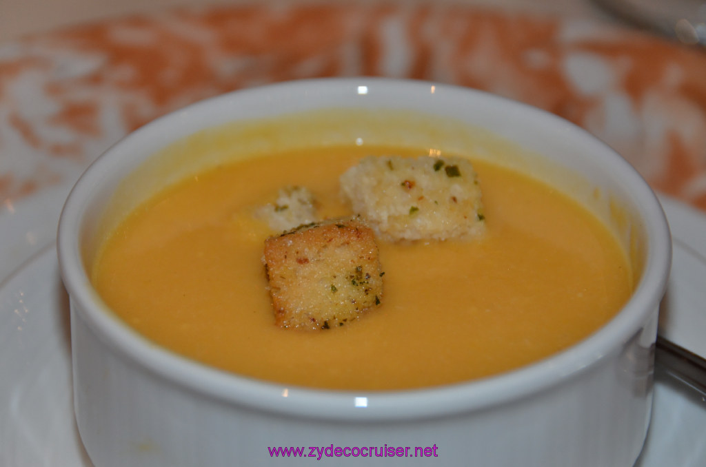 Baked Sweet Potato Soup