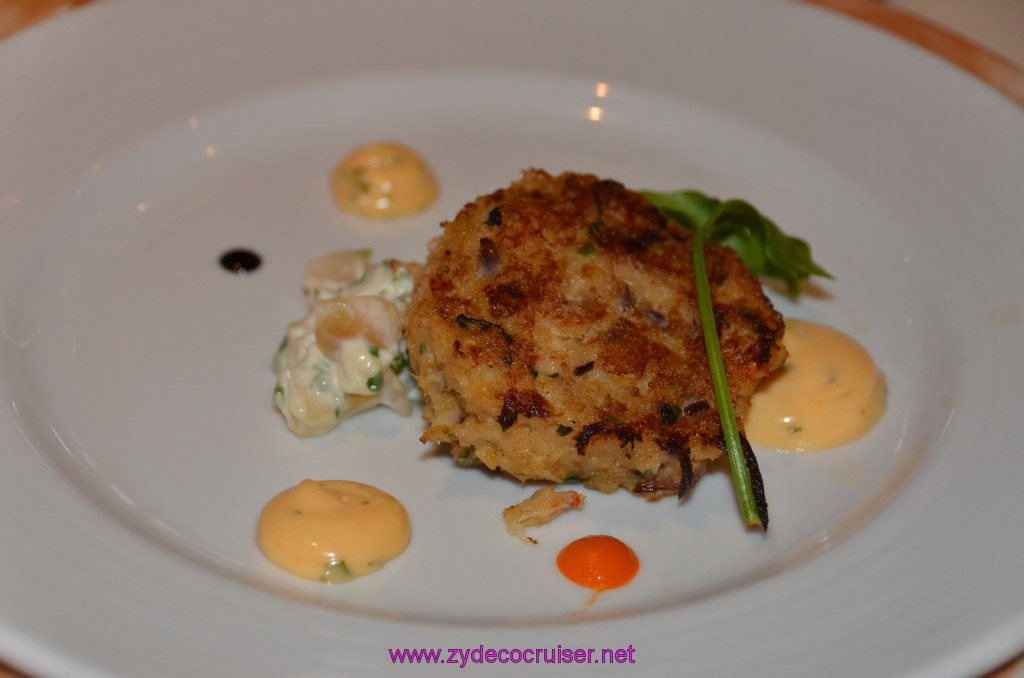 New England Crab Cake