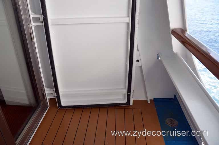 Carnival magic cove balcony quotes for Balcony quotes