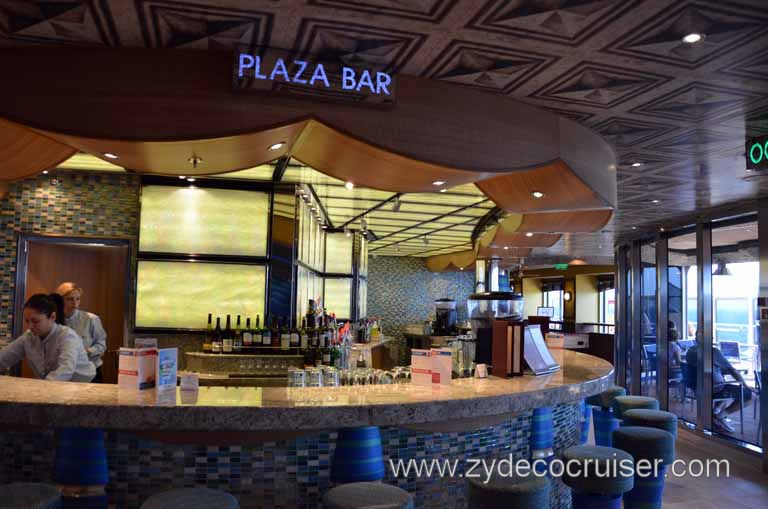 magic..plaza cafe and pasta bar - cruise critic message board forums - Cucina Bar