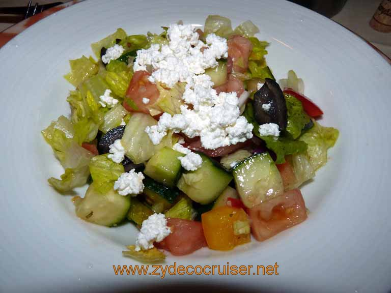 351: Carnival Sensation - Greek Farmer Salad