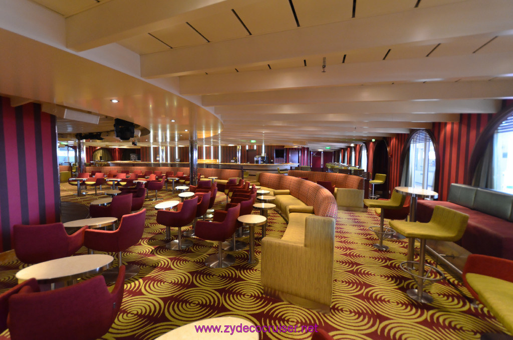Carnival Dream Deck Plan Carnival Dream Burgundy Lounge 10