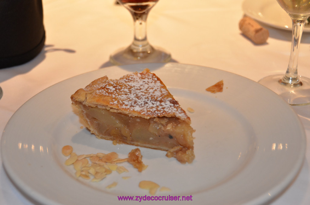 038: Carnival Sunshine, MDR Dinner, Old Fashioned Apple Pie,