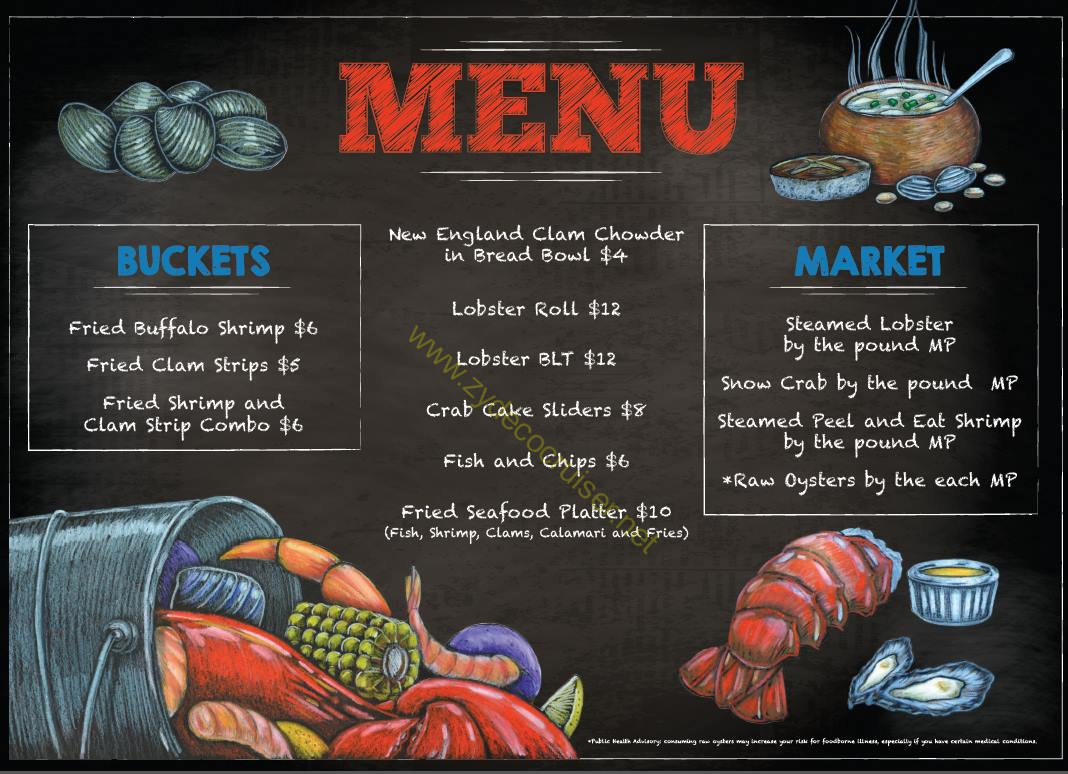 Seafood Shack Menu : menuSeafood2 from www.zydecocruiser.net size 1068 x 774 jpeg 158kB