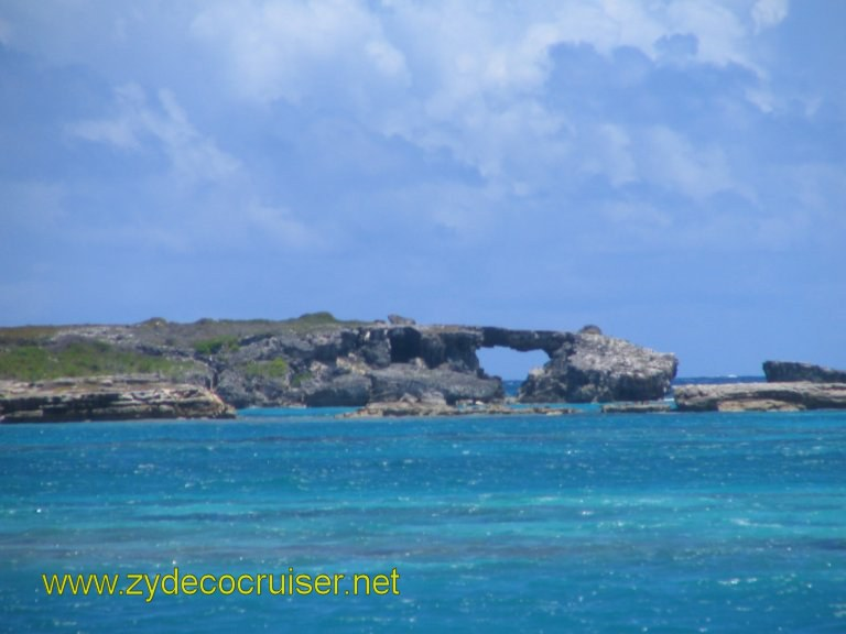 031: Carnival Liberty, Eli's Adventure Antigua Eco Tour, Caught a glimpse of Hell's Gate on the way to Bird Island.
