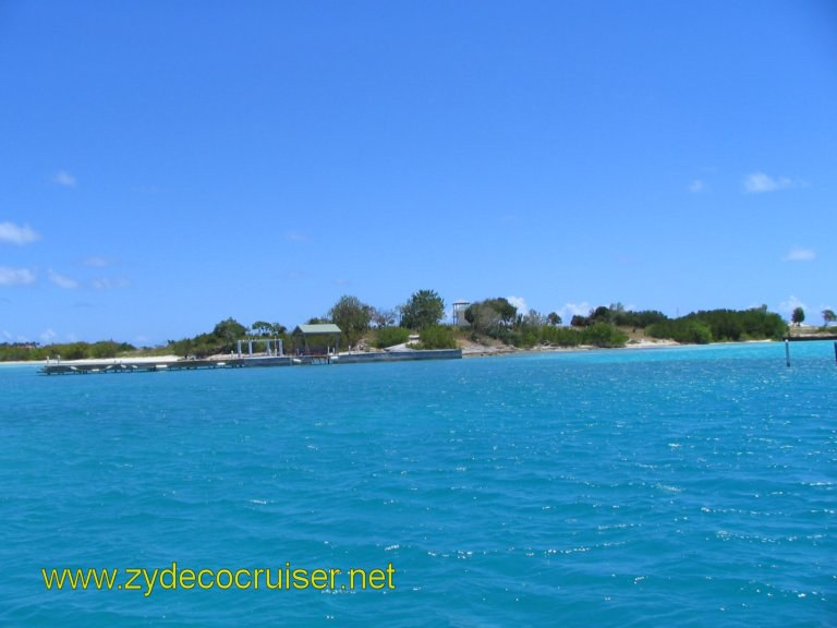 021: Carnival Liberty, Eli's Adventure Antigua Eco Tour, A private island.