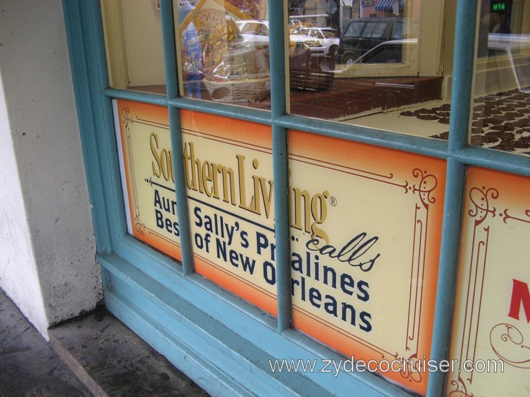 Aunt Sally's Pralines, New Orleans