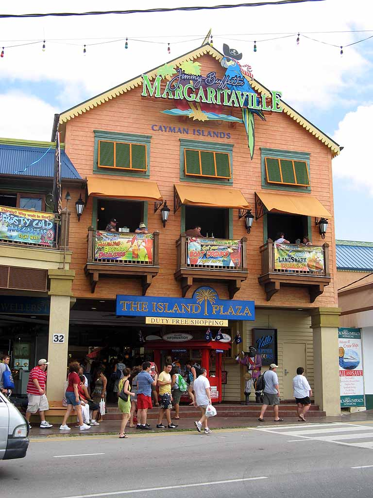 Margaritaville, Georgetwon, Grand Cayman