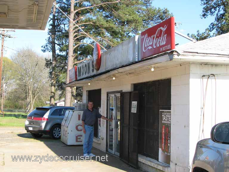 003: Moon's Grocery and Deli, Homer, LA