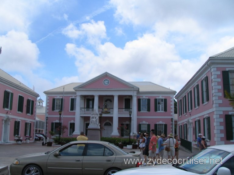 Parliament Buildings, Nassau, Bahamas