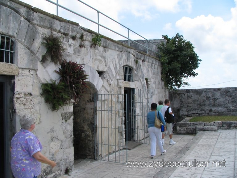 Jails,  Fort Fincastle, Nassau