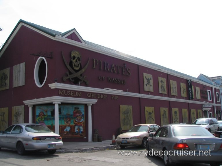 Pirates of Nassau, Museum, Gift Shop, and Pub, Nassau, Bahamas
