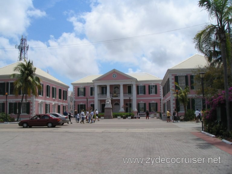 Parliament Buildings, House of Assembly, Senate, Nassau, Bahamas