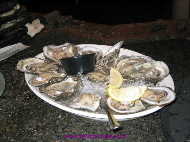 Raw Oysters, Drago's, New Orleans