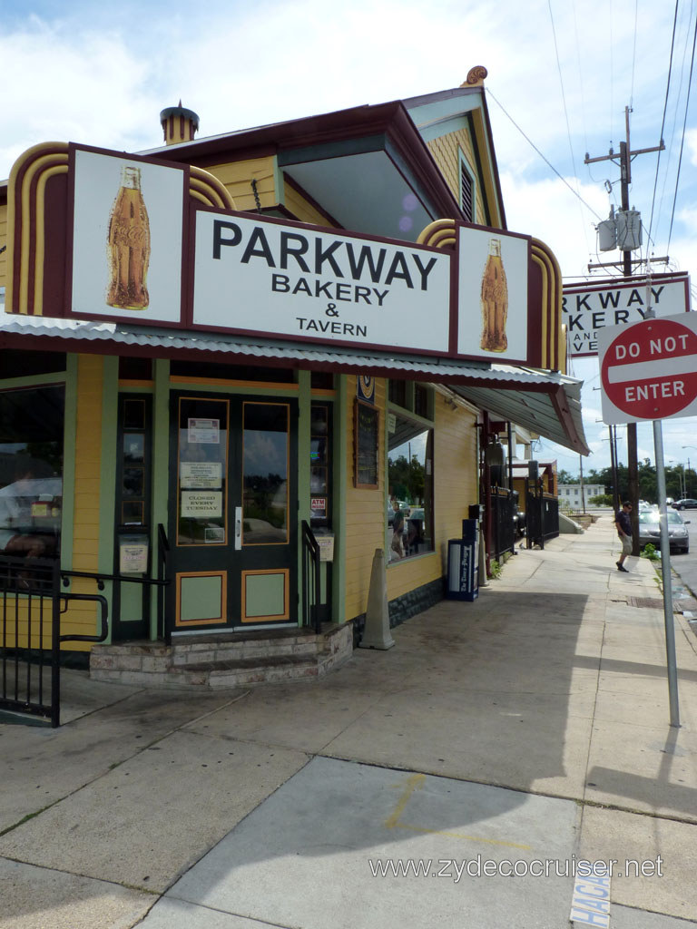 012 parkway bakery and tavern new orleans for Parkway new orleans