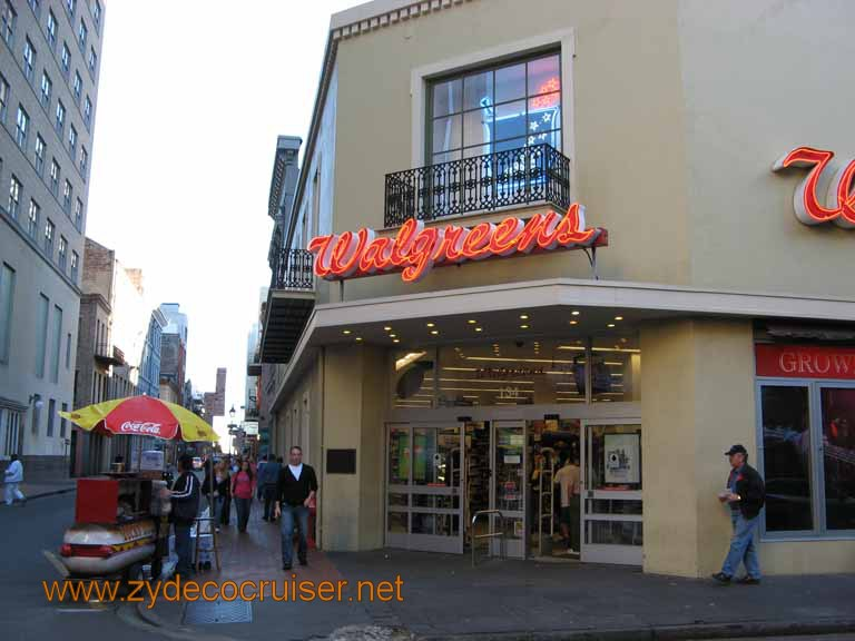 Walgreen's French Quarter,New Orleans