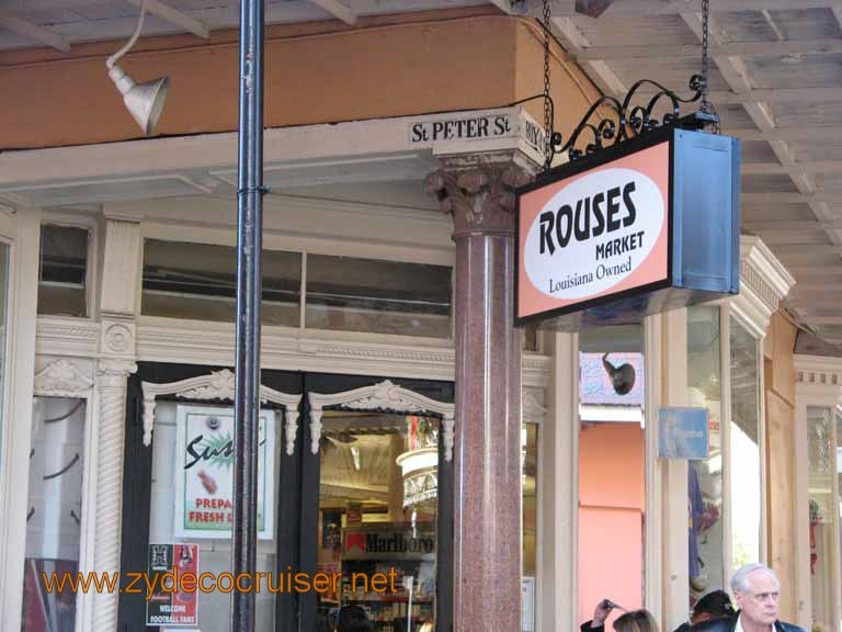 Rouses Market, French Quarter, New Orleans