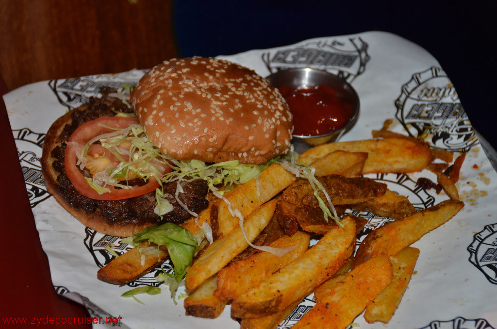 016: Carnival Conquest, Fun Ship 2.0, Guy's Burger Joint ...