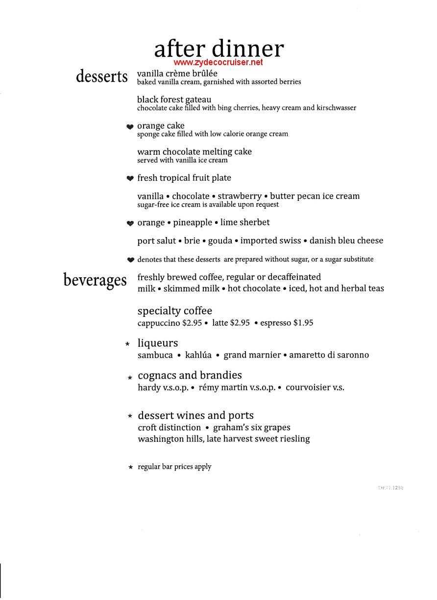 Day 1 Menu 1 Dessert : DE120001 from www.zydecocruiser.net size 892 x 1225 jpeg 118kB