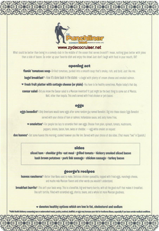 Punchliner Brunch Page1 Page2