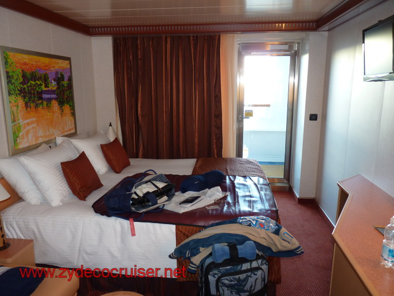 017 Carnival Dream Cove Balcony Stateroom 2349