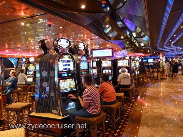 carnival cruise casino games
