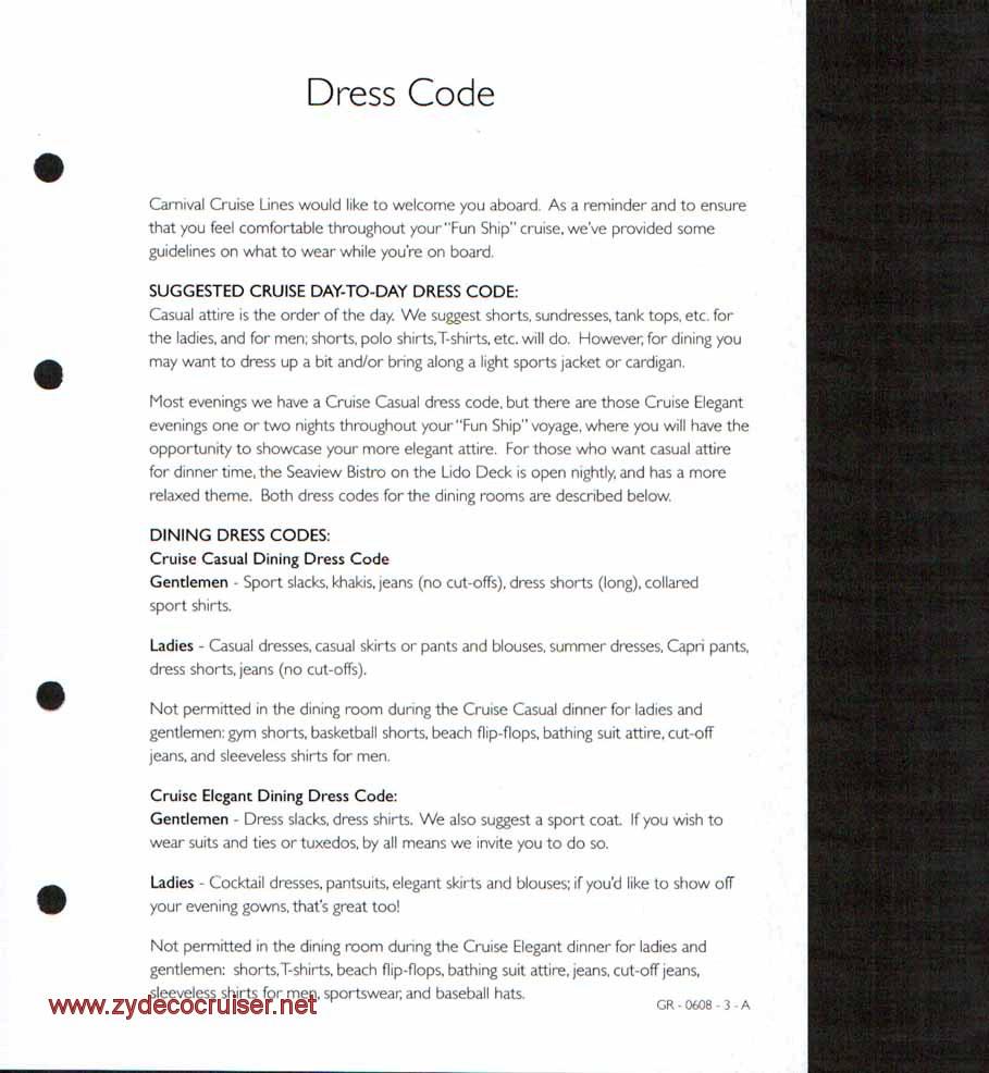 Surprising carnival dining room dress code contemporary for The modern dining room dress code