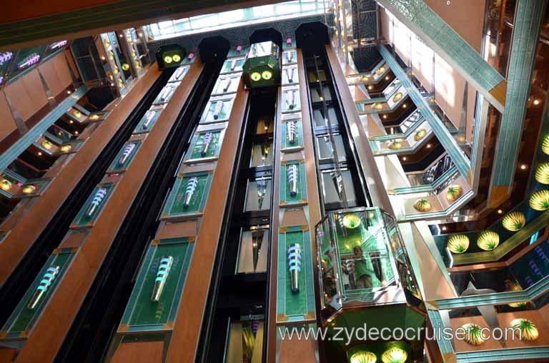 Magic Lobby (through Deck 11)