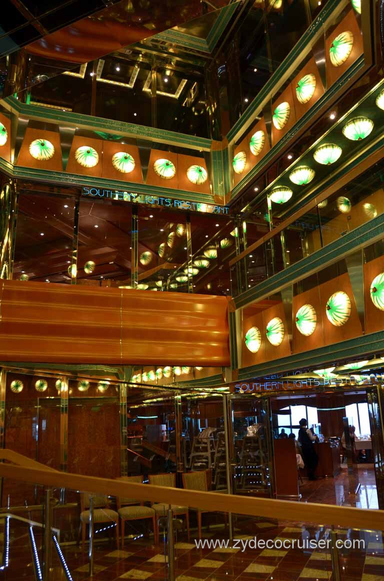 Southern Lights Dining Room And Deck 4