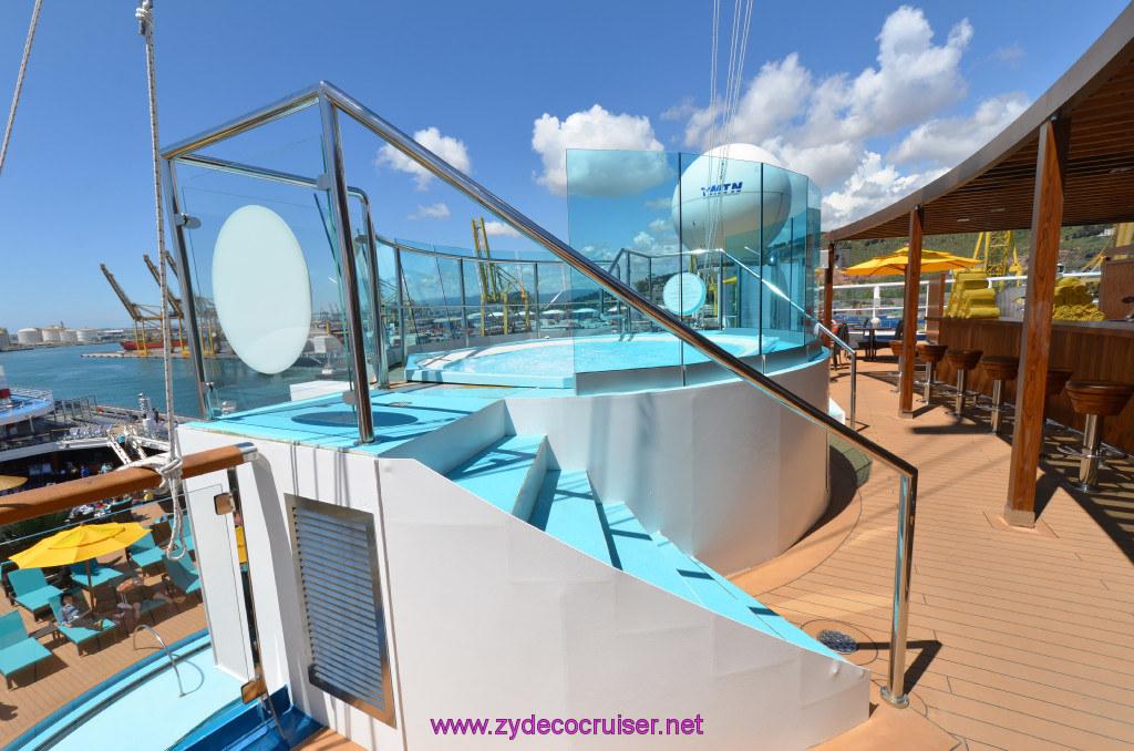 062 Carnival Sunshine Cruise Barcelona Embarkation
