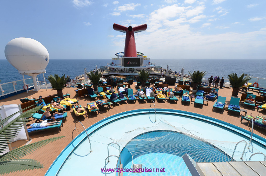 022 Carnival Sunshine Cruise Fun Day At Sea Serenity