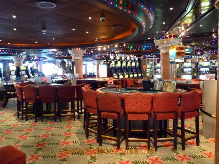 carnival cruise casino win loss statement