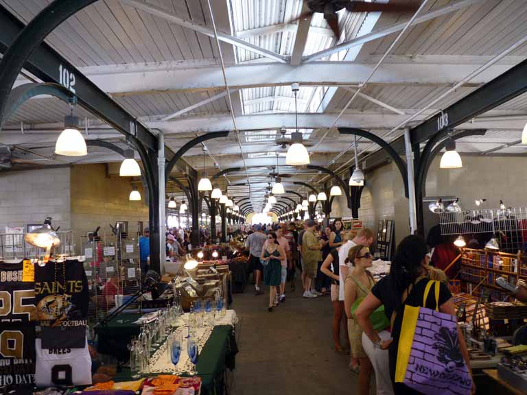 056 Carnival Triumph New Orleans Post Cruise French Market