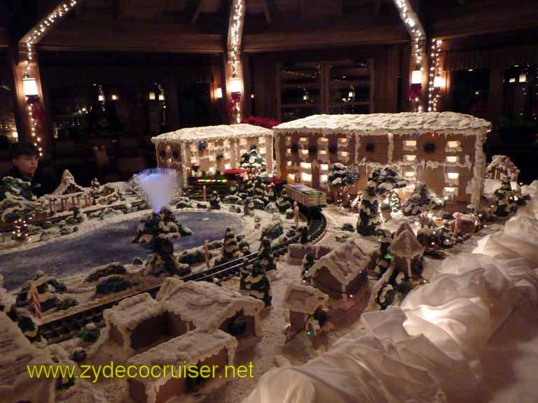 Christmas 2009 Grand Hotel Marriott 4